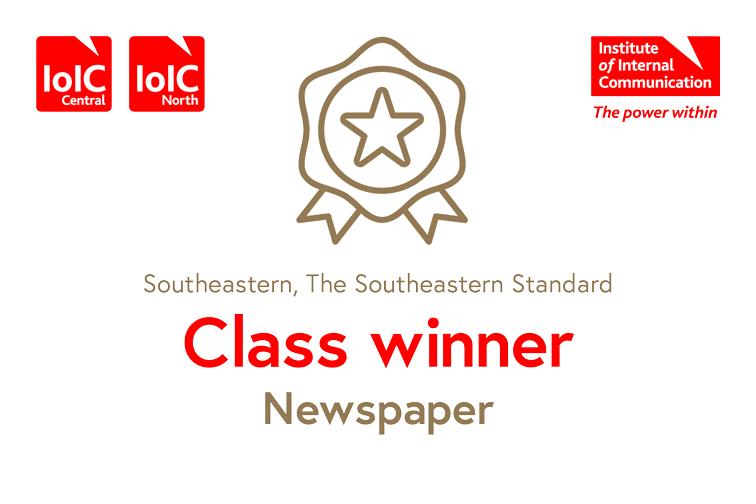 IoIC certificate, Southeastern Standard, Class Winner