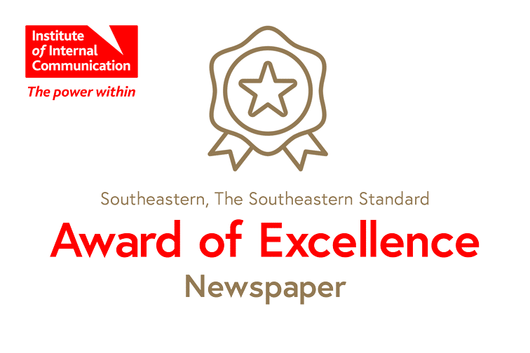 IoIC certificate, Southeastern Standard, Award of Excellence